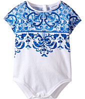 Dolce & Gabbana Kids - Mediteranean One-Piece (Infant)