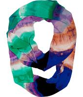 Calvin Klein - Poly Chiffon Loop - Tie-Dye Stripe