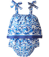 Dolce & Gabbana - Mediterranean Print Dress Set (Infant)