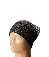 Plush - Fleece - Lined Ombre Dot Beanie