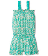 Roxy Kids - Palm Tree Romper (Toddler/Little Kids/Big Kids)