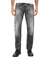 True Religion - Geno Slim Jeans in Inox Grey