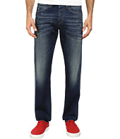 True Religion - Geno Slim Jeans in Oversea Blue
