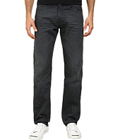 True Religion - Geno Slim Jeans in Black Rail