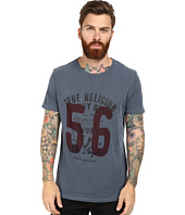 True Religion - 56 Crew T-Shirt Short Sleeve