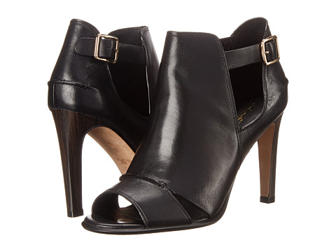 Coach Idena Open Toe Leather Sandals
