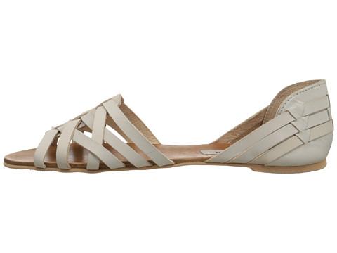 Flute Heel Shoes