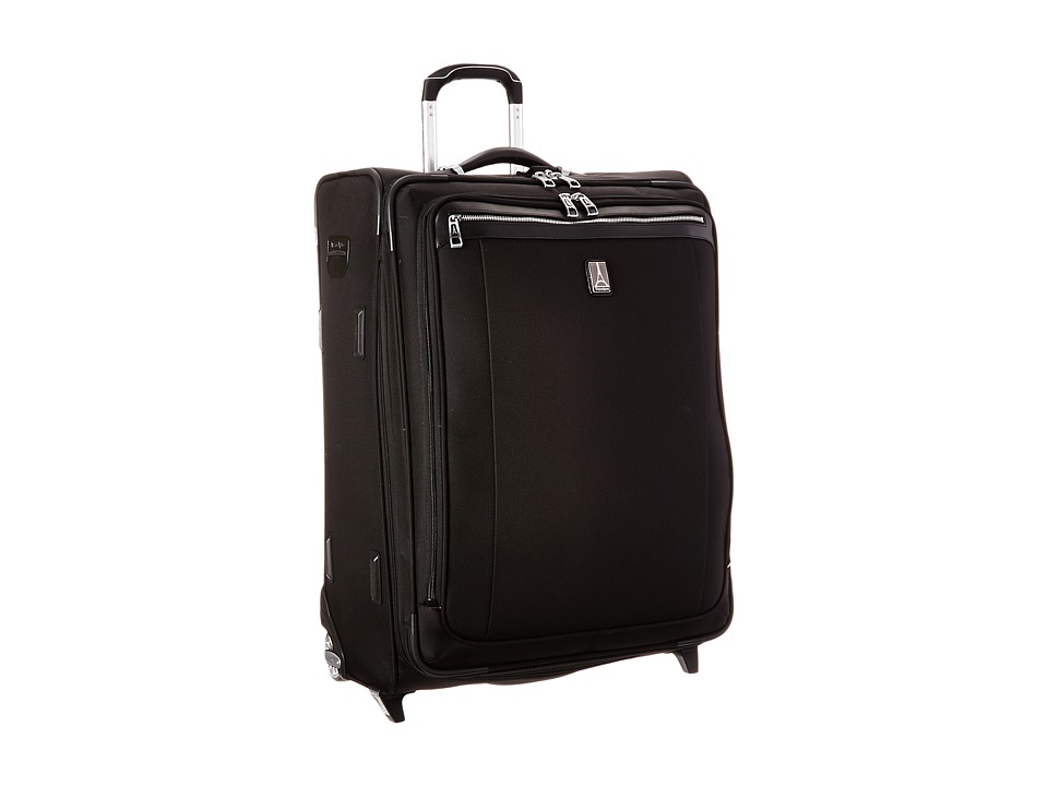 Travelpro - Platinum Magna 2 - 26 Expandable Rollaboard Suiter (Black) Luggage