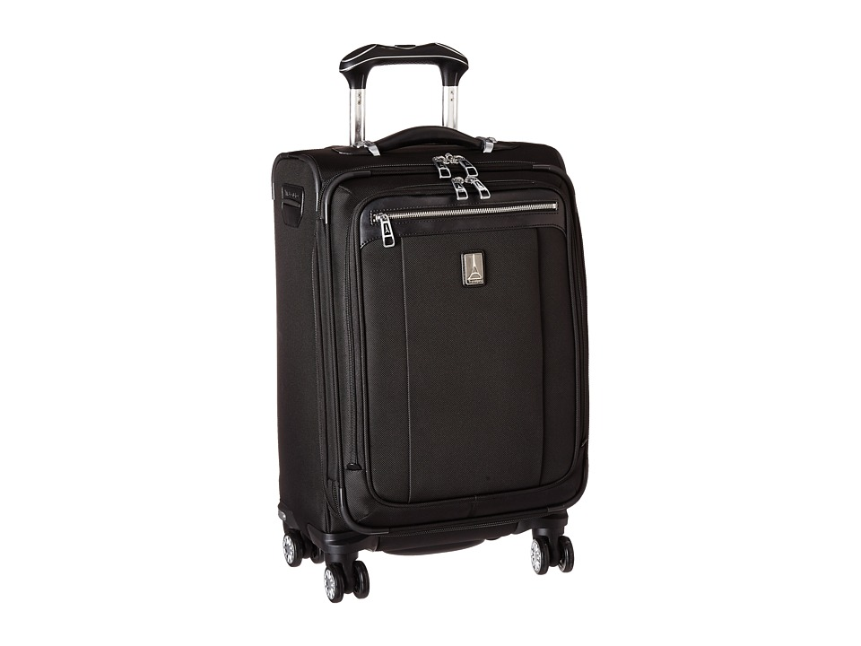 Travelpro Platinum Magna 2 20 Expandable Business Plus Spinner Black Luggage