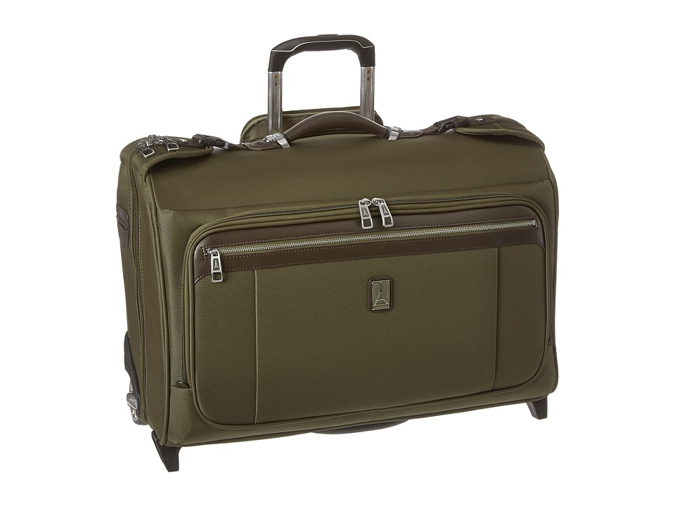 Travelpro - Platinum Magna 2 - Carry-on Rolling Garment Bag (Olive) Luggage