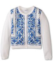 Dolce & Gabbana Kids - Mediteranean Print Cardigan (Infant)