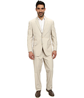 U.S. POLO ASSN. - Two-Button Pinfeather Twill Nested Suit