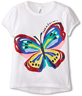 Kate Spade New York Kids - Brushstroke Butterfly Tee (Toddler/Little Kids)