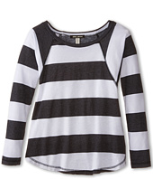 Billabong Kids - Bright Light Stripe Long Sleeve Tee (Little Kids/Big Kids)