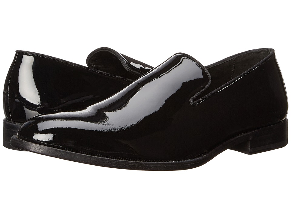 Kenneth Cole New York Rack ET Ball Black Mens Slip on Shoes