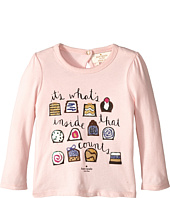 Kate Spade New York Kids - Chocolate Box Tee (Infant)