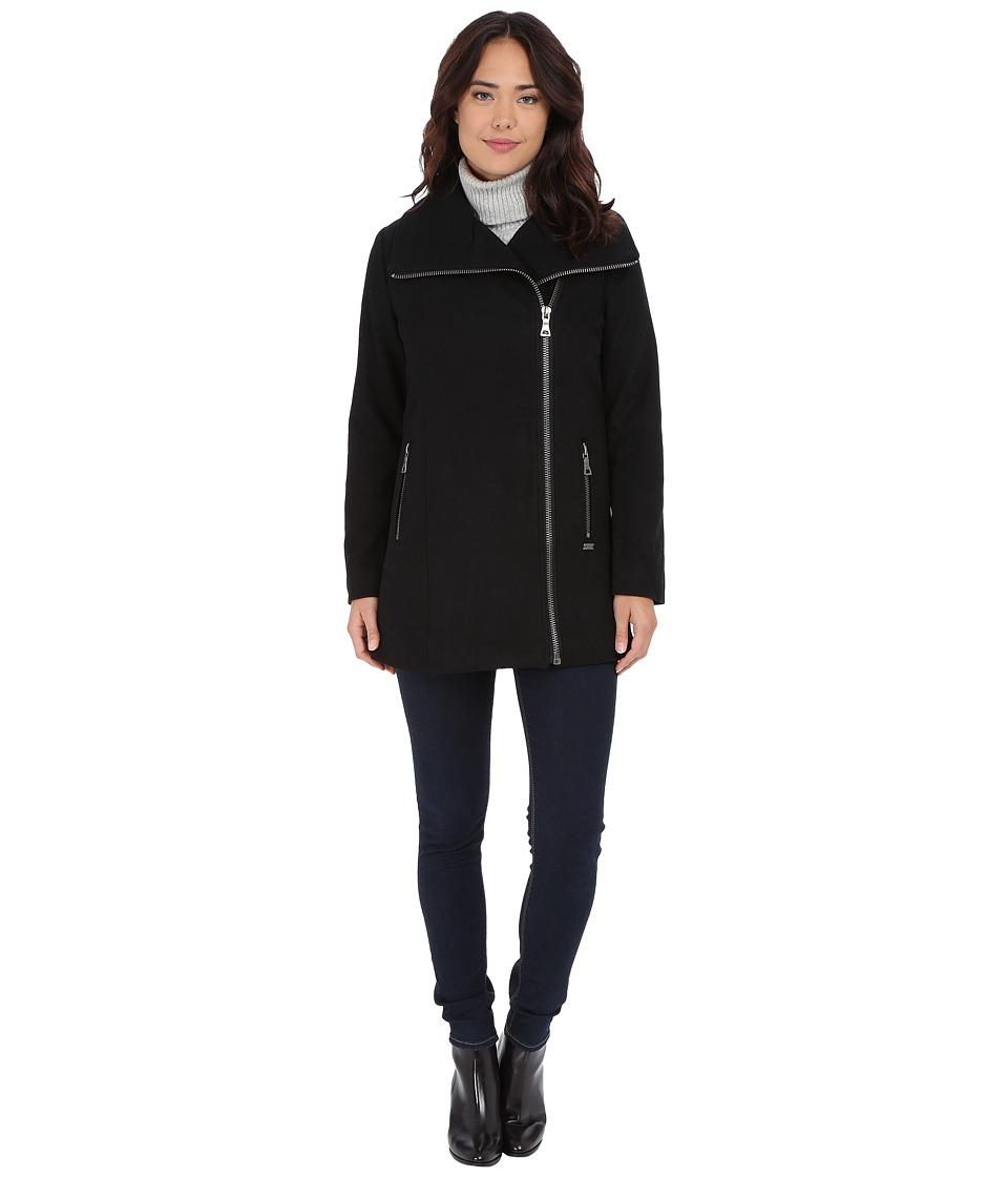 RVCA Rellics Jacket Black Womens Coat