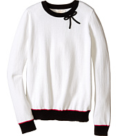 Kate Spade New York Kids - Color Blocked Bow Sweater (Big Kids)