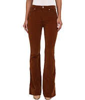 7 For All Mankind - Fashion Flare in Cognac