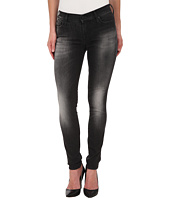 True Religion - Abbey High Rise Super Skinny Jeans in Black