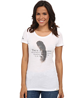 True Religion - Feather Short Sleeve Crew Neck Tee
