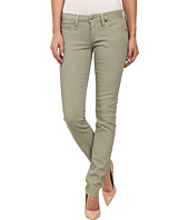True Religion - Jude Skinny Jeans in Light Sage