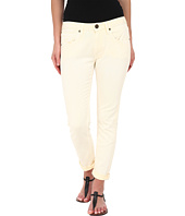 True Religion - Grace New Boyfriend Jeans in Pale Yellow