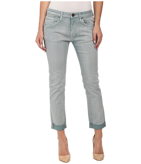 True Religion Grace New Boyfriend Jeans in Acquamarine - 6pm.com