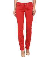 True Religion - Kayla Regular Jeans in Shiny Red