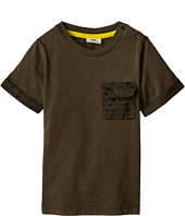 Fendi Kids - Shirt w/ Printed Pocket (Infant)