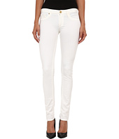 True Religion - Jude Low Rise Skinny Jeans in Optic White
