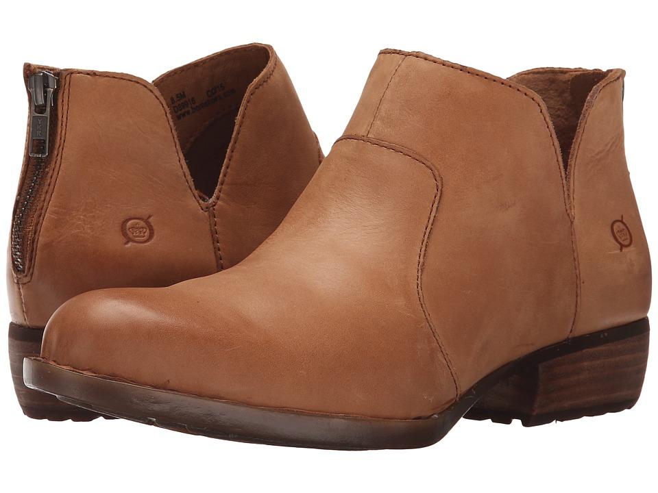 Born - Kerri (Curry Full Grain Leather) Women