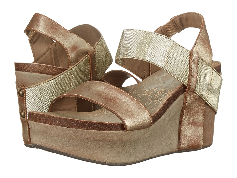 OTBT Bushnell (Gold) Wedges