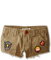 Billabong Kids - Peace Patch Woven Shorts (Little Kids/Big Kids)