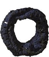 BCBGMAXAZRIA - Crystal Crochet Cowl