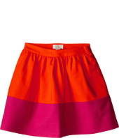 Kate Spade New York Kids - Color Blocked Pleated Skirt (Big Kids)