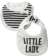 Kate Spade New York Kids - Little Lady Bib 2-Pack