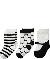 Kate Spade New York Kids - Sock 3-Pack