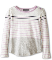 Vince Kids - Mixed Stripe Color Block Top (Infant)