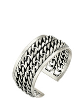 Lucky Brand - Silver Chain Cuff Bracelet