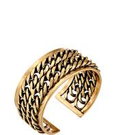 Lucky Brand - Gold Chain Cuff Bracelet