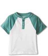 Vince Kids - Henley w/ Contrast Piecing (Infant)