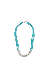 Lucky Brand - Turquoise Beaded Necklace