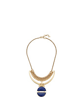 Lucky Brand - Lapis Bold Collar Necklace