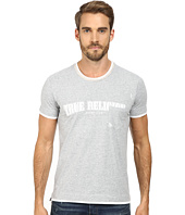 True Religion - Short Sleeve Crew Neck Tee