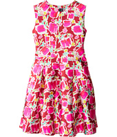 Oscar de la Renta Childrenswear - Blossom Sketch Dress (Toddler/Little Kids/Big Kids)