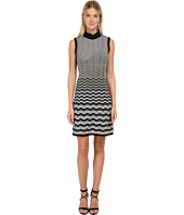 M Missoni - Ripple Stitch Sleeveless Dress