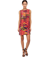 M Missoni - Frequency Print Silk Dress