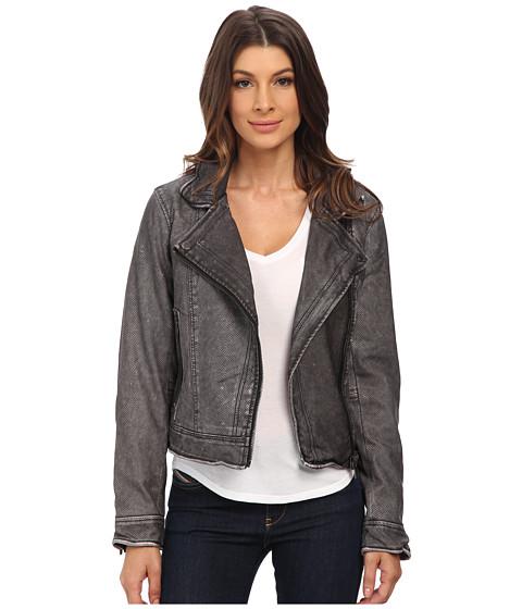 Blank NYC Vegan Leather Moto Jacket - Zappos.com Free Shipping