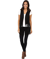 Blank NYC - Faux Suede Fringe Vest